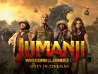 Doothaitv : Jumanji: Welcome to the Jungle (2017) เกมดูดโลก บุกป่ามหัศจรรย์