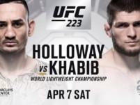 Doothaitv : มวยกรงแปดเหลี่ยม UFC ช่อง 8 ยิงสด 8 เมษายน