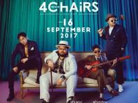 Doothaitv : บันทึกการแสดงสด Whitehaus concert 2 ตอน 4 Chairs 2018