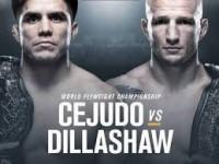 UFC Fight Night: Cejudo vs. Dillashaw
