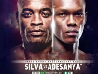 Doothaitv : UFC 234 - Adesanya vs. Silva