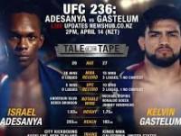 Doothaitv : UFC 2019-04-14 Kelvin Gastelum vs Israel Adesnya