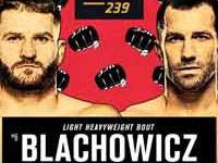 Doothaitv : 2019-07-07 Jan Blachowicz vs Luke Rockhold