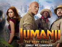 Jumanji 3 The Next Level (จูแมนจี้ 3 เกมดูดโลก ตะลุยด่านมหัศจรรย์)