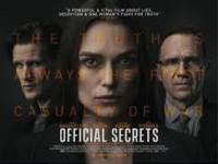 Official Secrets (2019) : รัฐบาลซ่อนเงื่อน
